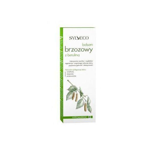 Balsam do ciała brzozowy z betuliną marki Sylveco