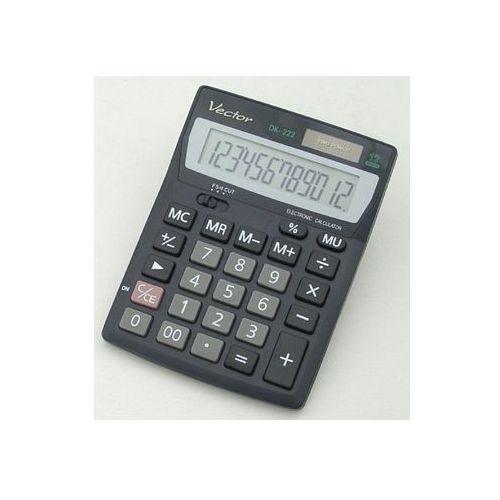 Kalkulator VECTOR DK-222 (kalkulator)