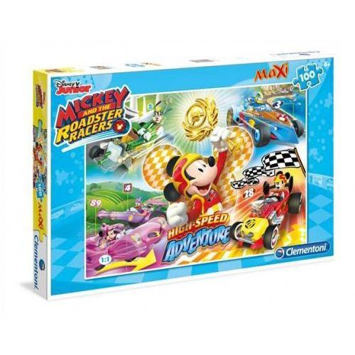 100 elementów MAXI Special Line Mickey and the Roadster Racers, 1_629863