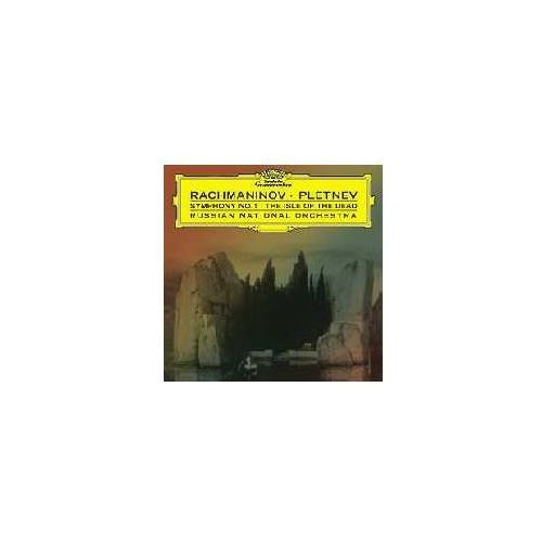 Symphonie no. 1 the isle of the dead: op. 29, marki Universal music / deutsche grammophon
