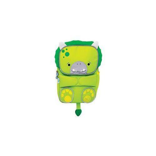 Plecak Toddlepak Trunki (Dinozaur Dudley zielony), TRUA-0329