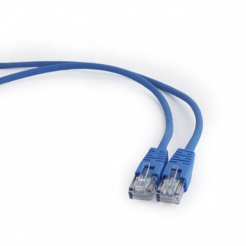 Gembird Patch cord kat.5e osłonka zalewana 3M niebieski, 1_130815