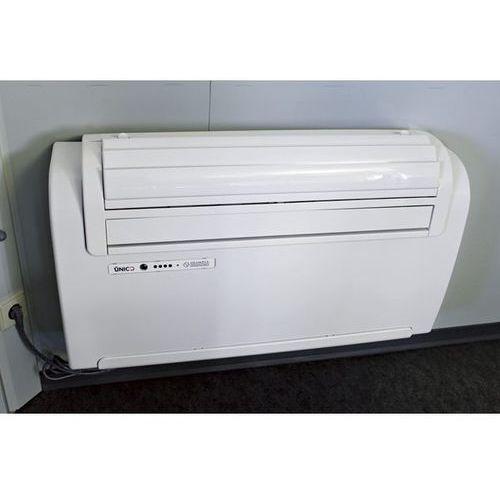 Klimatyzator ścienny, moc 2500 w, dopłata. obieg powietrza ok. 450 m³/h, moc 250 marki Mds raumsysteme