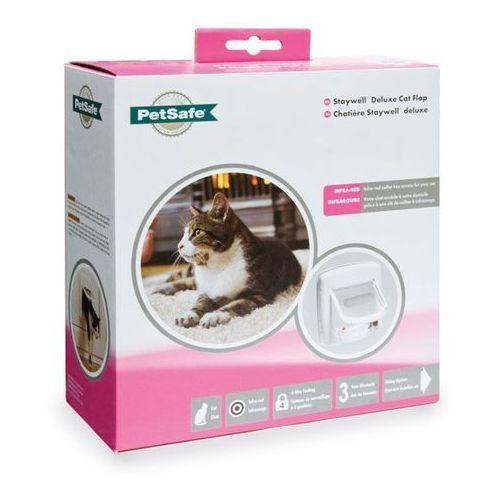 Automatyczne drzwi na podczerwień dla kota marki Petsafe staywell