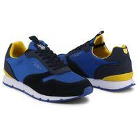 U.S. POLO ASSN. tenisówki męskie Bolt 43 ciemnoniebieskie, kolor niebieski