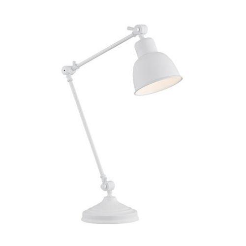 Lampa biurkowa 1X60W E27 Biała 3194 EUFRAT ARGON, 3194