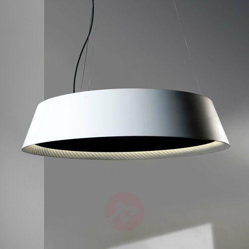 Leds-C4 Ringofire Lampa wisząca Biały, 1-punktowy - Nowoczesny - Obszar wewnętrzny - Ringofire - Czas dostawy: od 2-3 tygodni (8435381406974)