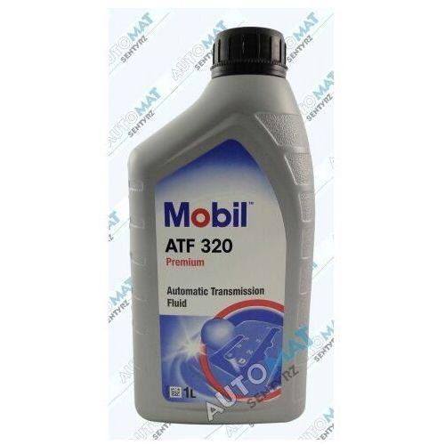 Olej ATF 320 Mobil (Mineralny), 01/01/01