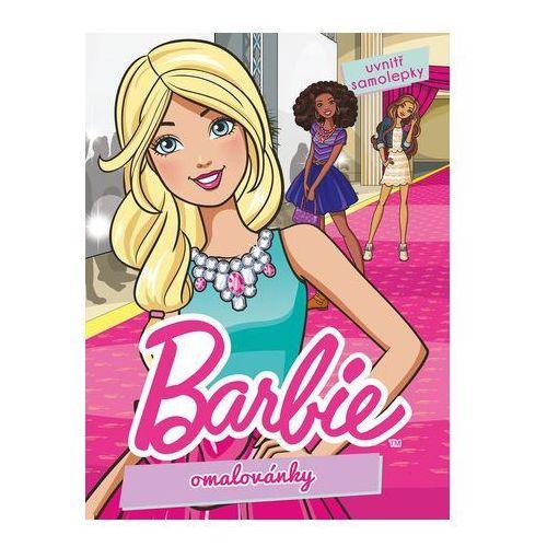 Barbie - Omalovánky kolektiv