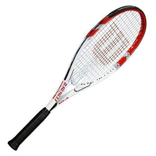 Rakieta tenis ziemny federer 324700 marki Wilson