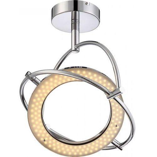 Globo ORELL lampa sufitowa LED Chrom, 1-punktowy - Nowoczesny/Design - Obszar wewnętrzny - Loiola - Czas dostawy: od 4-8 dni roboczych, 68107-1D