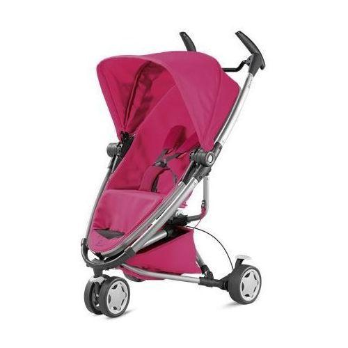 Wózek spacerowy zapp xtra 2 pink passion marki Quinny