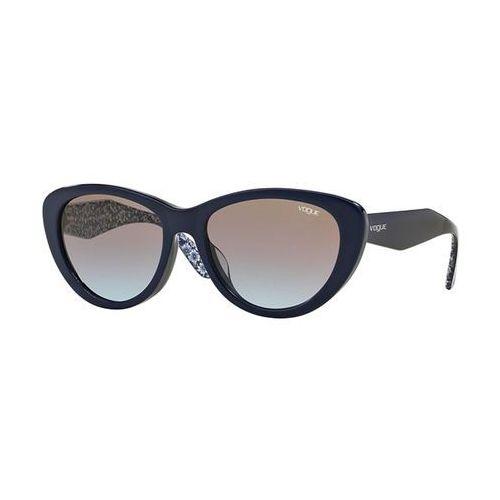 Vogue eyewear Okulary słoneczne vo2990sf texture asian fit 232548