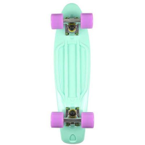 Deskorolka Fishskateboards Summer Green / Silver / Summer Purple
