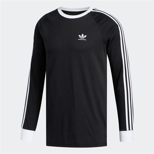 Tričko - ls cli 2.0 t black/white (black) rozmiar: l marki Adidas