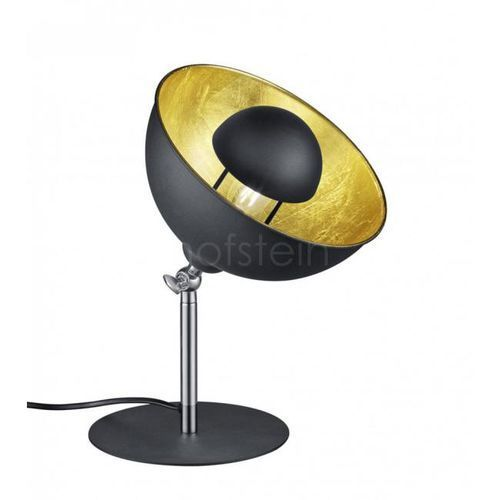 Trio LIÈGE Lampa stołowa LED Czarny, 1-punktowy - Vintage/Przemysłowy - Obszar wewnętrzny - LIÈGE - Czas dostawy: od 2-3 tygodni (4017807329179)