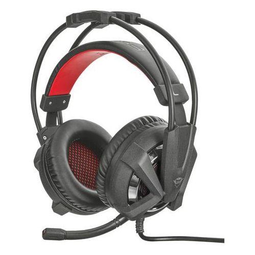 Słuchawki TRUST 353 Vibration Headset for PS4 + Zamów z DOSTAWĄ W PONIEDZIAŁEK! + DARMOWY TRANSPORT! - sprawdź w wybranym sklepie