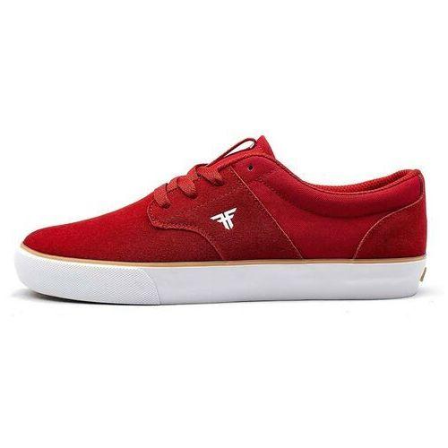 Buty - phoenix racing red/white (racing red-white) rozmiar: 41, Fallen