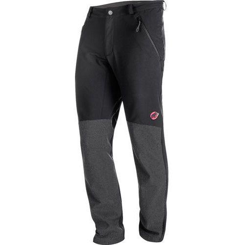 Mammut Base Jump Spodnie długie Mężczyźni Long czarny DE 50 (długie) 2018 Spodnie turystyczne, kolor czarny