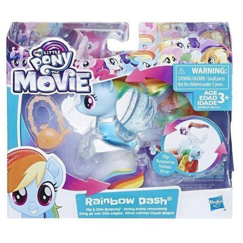Hasbro My little pony, podwodne kucyki, rainbow dash - darmowa dostawa od 199 zł!!! (5010993463893)