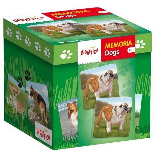 Lisciani Ludattica memoria fauna dogs (8008324058075)