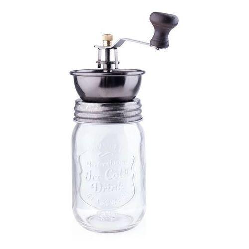 Home Młynek do mielenia kawy pieprzu ręczny szklany