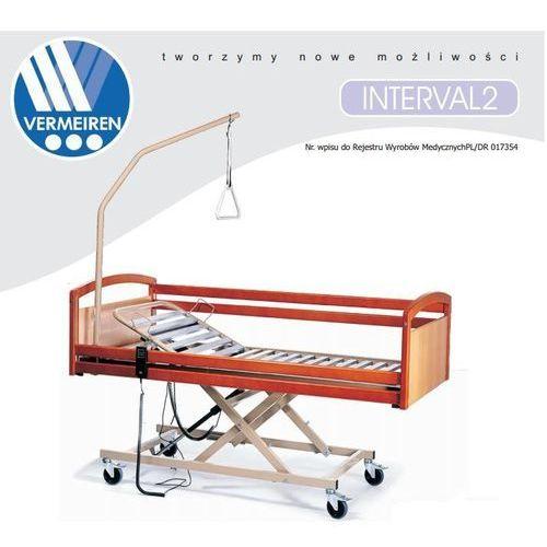 Łóżko rehabilitacyjne Interval 2 Vermeiren, towar z kategorii: Akcesoria do rehabilitacji