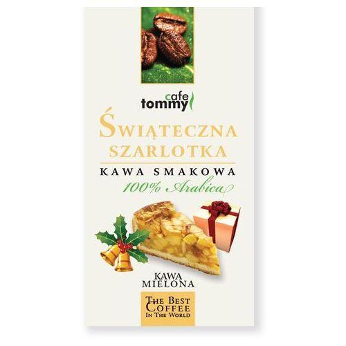 Tommy cafe Kawa smakowa świąteczna szarlotka mielona