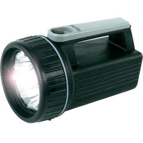 Lampa robocza zasilania bateryjnie hycell czarny 1600-0029 żarówka led 150 h marki Ansmann