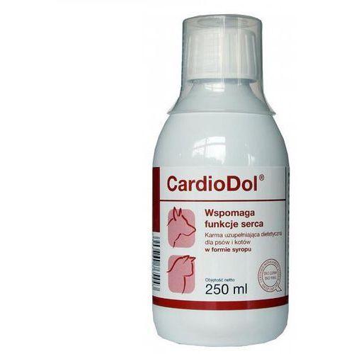 DOLFOS Cardiodol syrop dla psów i kotów WSPOMAGANIE FUNKCJI SERCA, 250ml