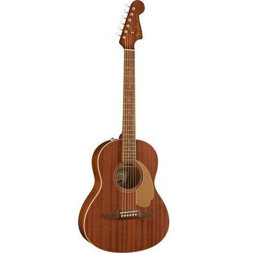 sonoran mini all mhogany gitara akustyczna marki Fender
