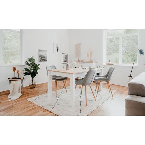 Bergen klasyczny stół rozkładany 160-215 cm marki Fontini