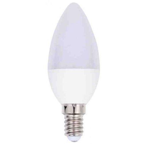 Żarówka LED E14 4W 320lm świeca zimna Yassno