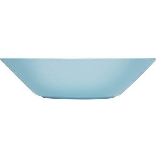 Talerz głęboki teema 21 cm błękitny marki Iittala