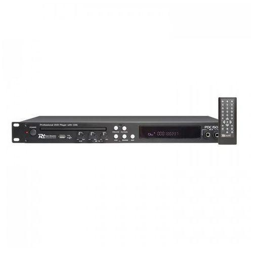 """Power Dynamics Dynamics PDC150 19"""" Odtwarzacz DVD CD USB (8715693285482)"""