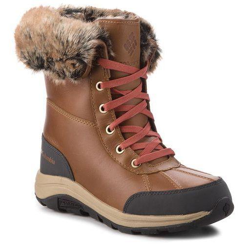 Śniegowce COLUMBIA - Bangor Omni Heat BL2743 Elk/Rusty 286, w 4 rozmiarach