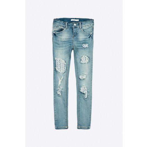 Name it - jeansy dziecięce polly 128-164 cm