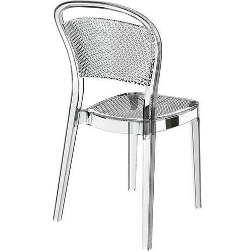 D2.design Krzesło visual transparentny - d2 design - zapytaj o rabat! (8411344607312)
