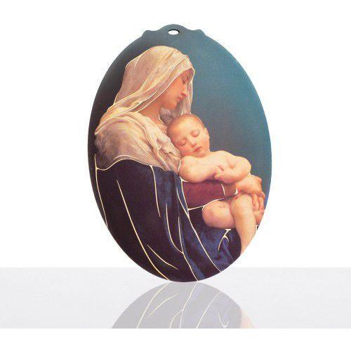 Obrazek religijny matka boża z dzieciątkiem marki Produkt polski