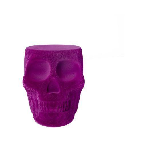 czaszka mała doniczka mexico fioletowy 70007vi marki Qeeboo