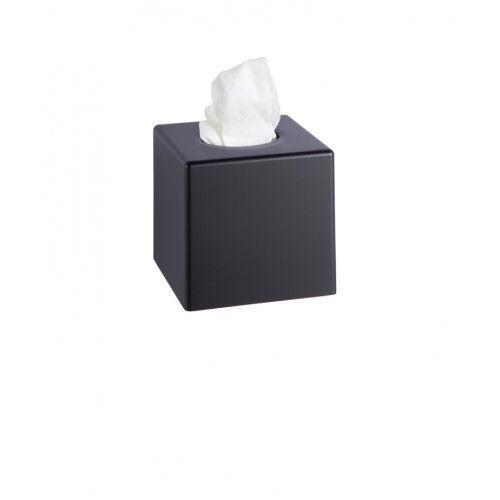 pojemnik na chusteczki higieniczne/abs czarny 23.004-b marki Stella