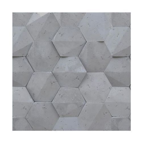 Steinblau Kamień elewacyjny playa / hexagon 3d 19,5 x 17 cm (5902406631077)
