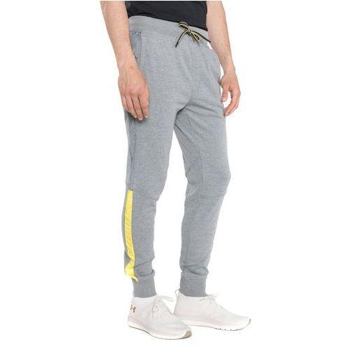 Under armour microthread™ terry spodnie dresowe szary l