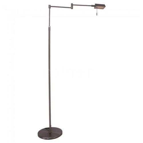 Steinhauer Retina Lampa Stojąca LED Stal nierdzewna, 1-punktowy - Klasyczny - Obszar wewnętrzny - Retina - Czas dostawy: od 10-14 dni roboczych
