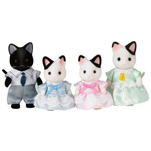 Epoch Figurka rodzina kotków z czarnym uszkiem (5054131051818)