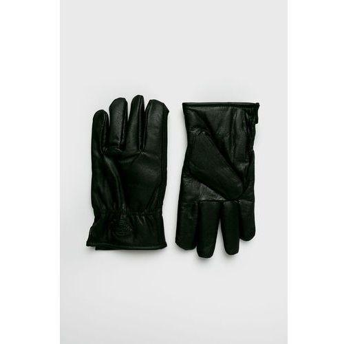 - rękawiczki skórzane marki Dickies