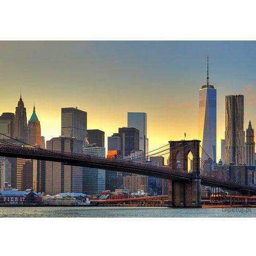 Fototapeta Brooklyn Bridge At Sunset 148, 148