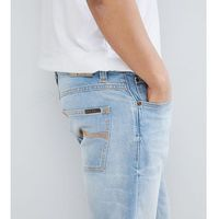 co lean dean jeans classic used - blue marki Nudie jeans