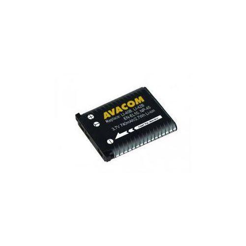 Bateria do notebooków Avacom pro Olympus Li-40B/Li-42B, Fujifilm NP-45, Nikon EN-EL10 Li-ion 3.7V 740mAh (DIOL-LI40-AVA)