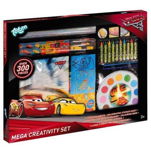 Disney zestaw kreatywny cars 3 (8714274141087)